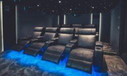 MultiZone Pro Control home theater