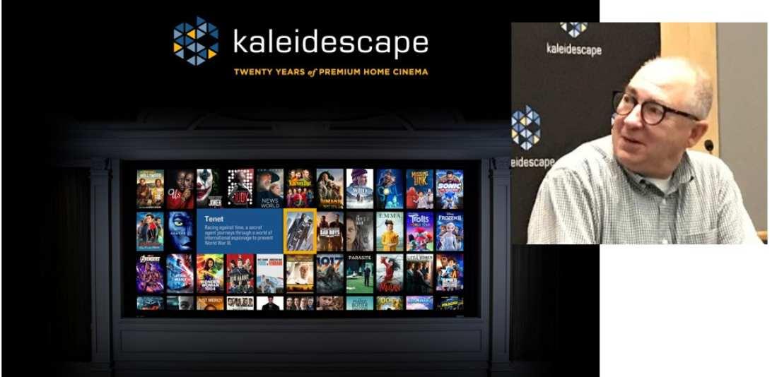 Men In Black Director Barry Sonnenfeld Praises Kaleidescape on its 20th Anniversary