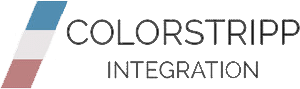 Colorstripp Integration Logo