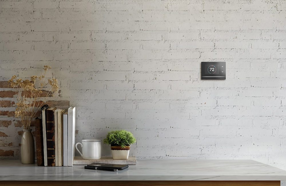 Crestron Horizon Thermostat Aims to End Dead Battery Issues