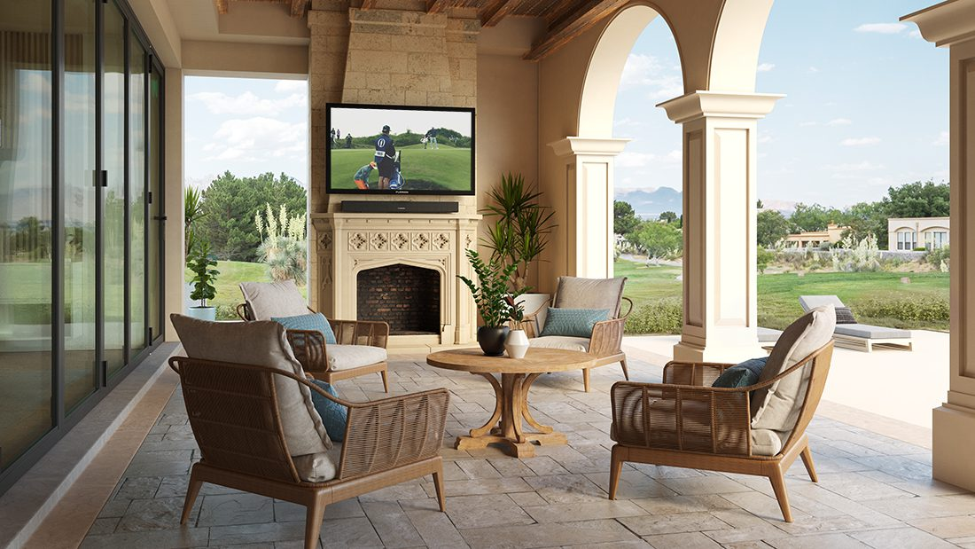 Furrion Announces its Latest 4K, Weatherproof Outdoor Televisions