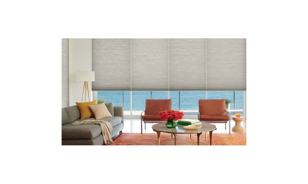 Hunter Douglas Emphasizes Its Green Options on Earth Day
