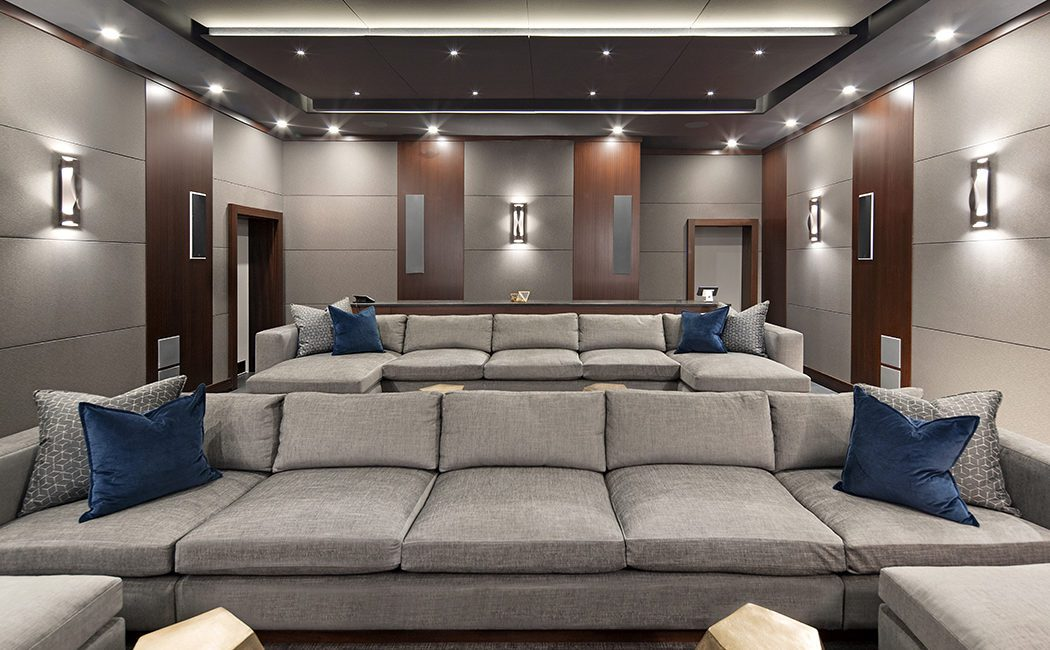 KEF Music Lounge Theater System Achieves THX Certification