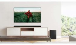 LG Soundbars with Meridian Horizon technologies
