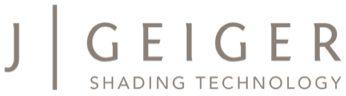 J Geiger Logo