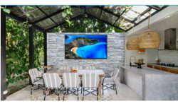 Neptune Shade Series Outdoor TVs