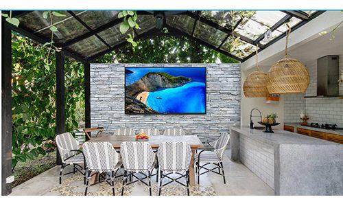 Neptune Shade Series Outdoor TVs