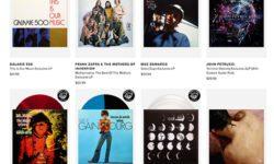 vinyl record sales 2020