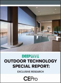 Deep Dive Outdoor Tech Special Report Cover