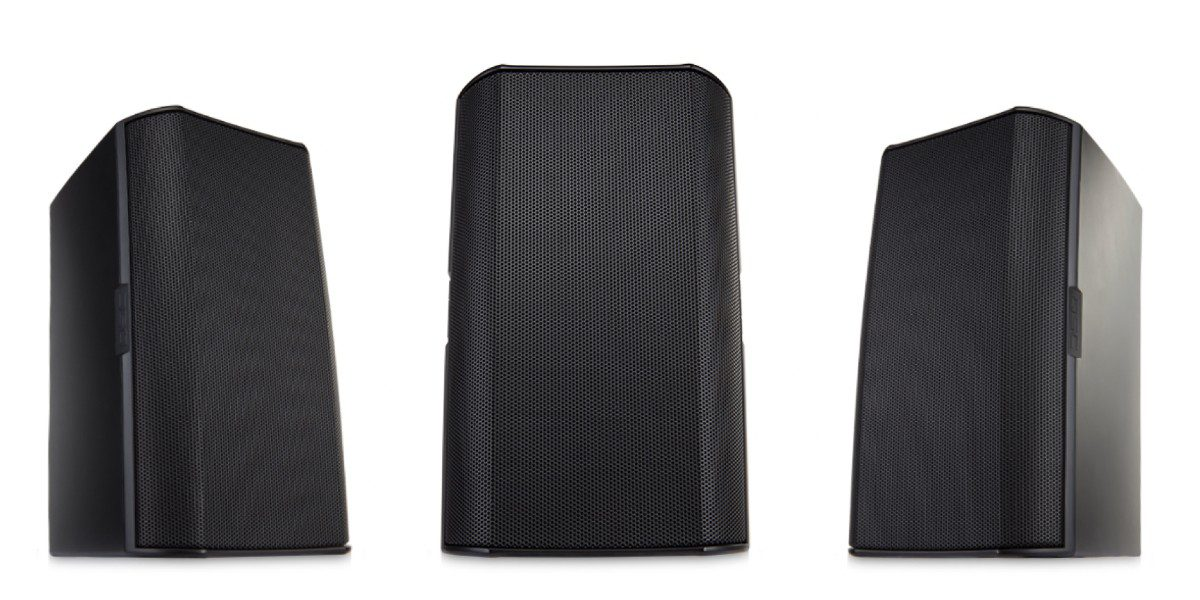 Hands-On: QSC AD-S6T Speakers Provide Integrators Mounting Flexibility Indoors and Outdoors