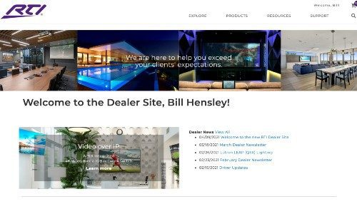 RTI Updates Website, Dealer Portal with Refreshed Look and Feel