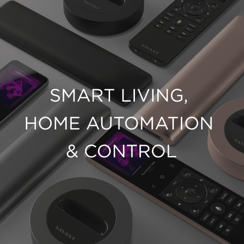 Smart Living, Home Automation and Control