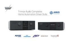 Trinnov Audio Crestron Home Driver