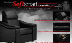 AcousticSmart Smartsoft luxury recliner