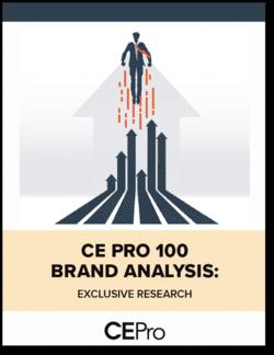 CE Pro Brand Analysis Cover