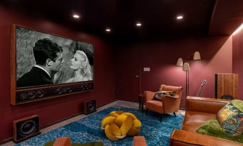 HBO 'Entourage' Star Adrian Grenier Remodels NYC Home with Custom Screening Room, Premium Audio