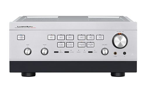Luxman L595A integrated amplifier