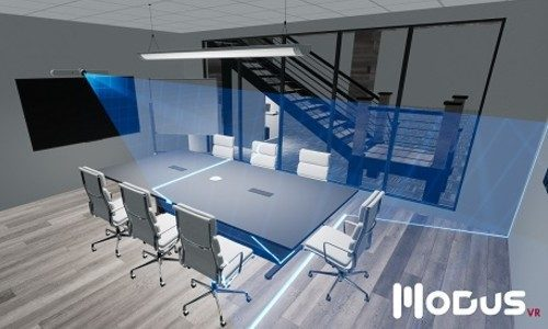 Modus VR Expands Its Virtual Reality 3D Software into Commercial Design