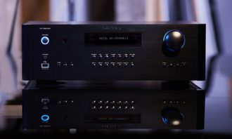 Rotel RC-1590MKII stereo preamplifier