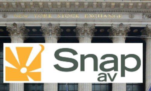SnapAV To Go Public