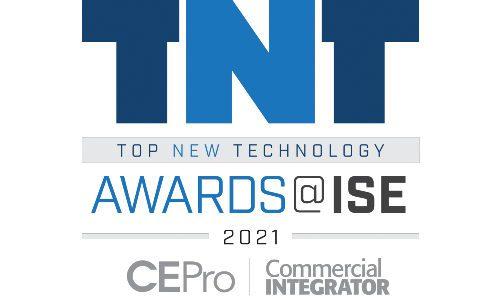 2021 Top New Technology (TNT) Awards Winners Announced