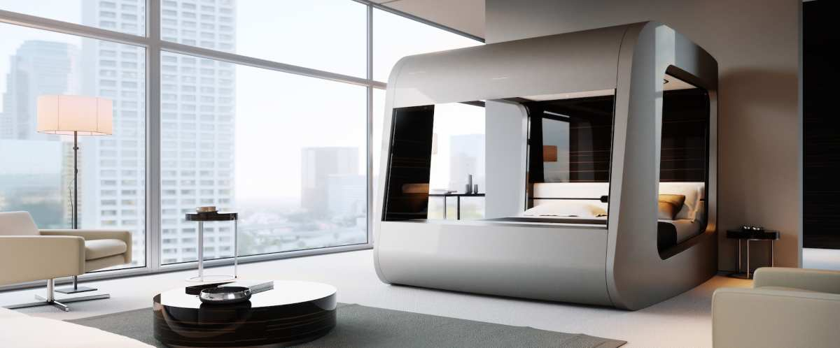 $40,000 Home Theater Bed Offers Unique Opportunity