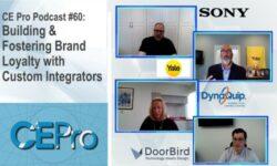 CE Pro Podcast 60 Brand Loyalty