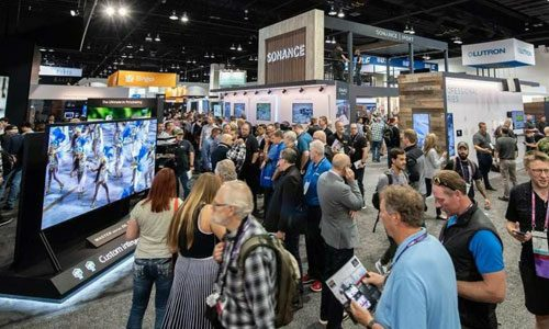 CEDIA Expo 2021 Home Theater Exhibits Feature New and Returning Manufacturers
