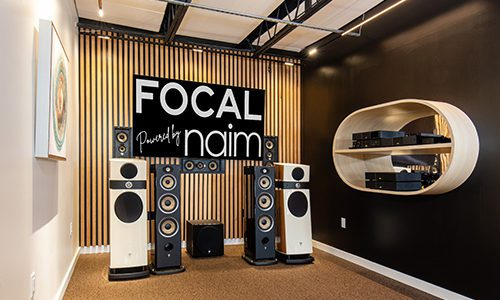Focal Powered by Naim Store