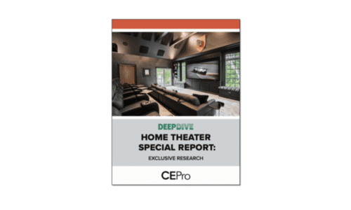 Home Theater Special Report: Exclusive Research