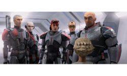 Star Wars: Bad Batch D-Box encoding