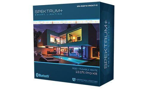 American Lighting Spektrum+ Products Feature Bluetooth Mesh Technologies