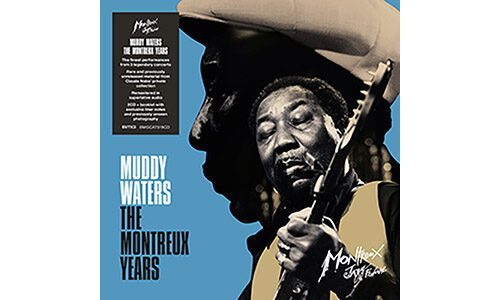 Muddy Waters Montreux Jazz Festival