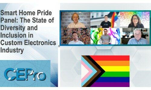 Smart Home Pride Panel Tackles Industry Diversity