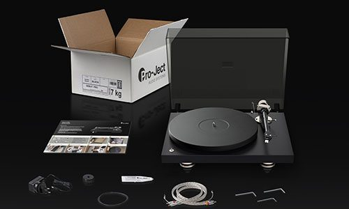 Pro-Ject USA Debut Pro turntable