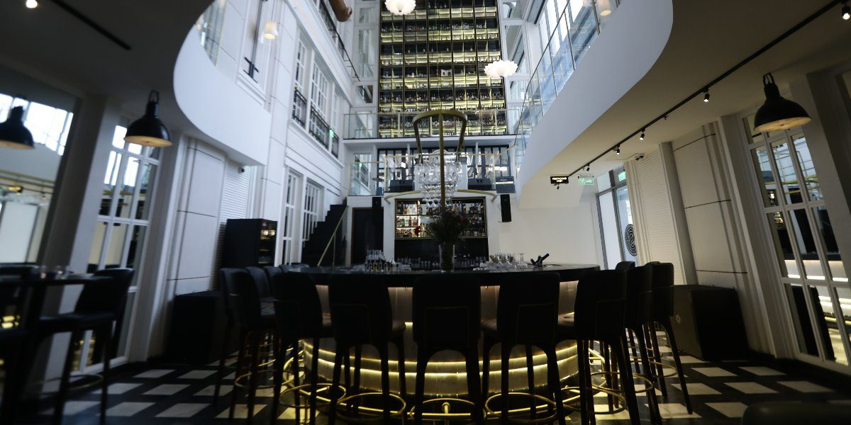 Local Integrator Adds High-End Audio, Lighting to Indian Fine-Dining Spot