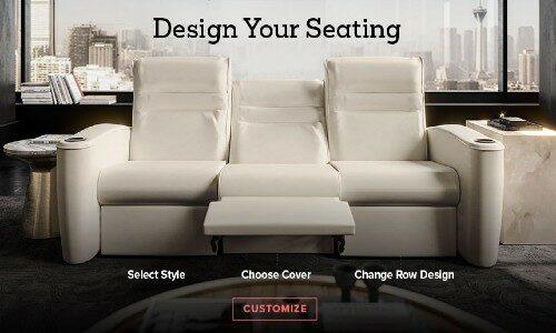 Salamander Designs seating configurator tool