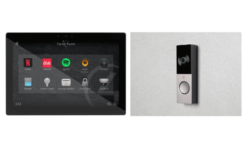 Control4 Debuts New Smart Home Security Solutions at ISC West 2021