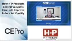 Central vacuum H-P Products