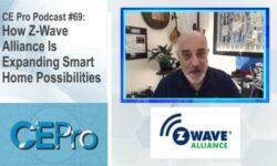 CE Pro Podcast Z-Wave Alliance