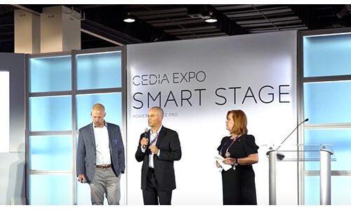 CEDIA Expo 2021 Innovation Hub Spotlights Emerging Technologies