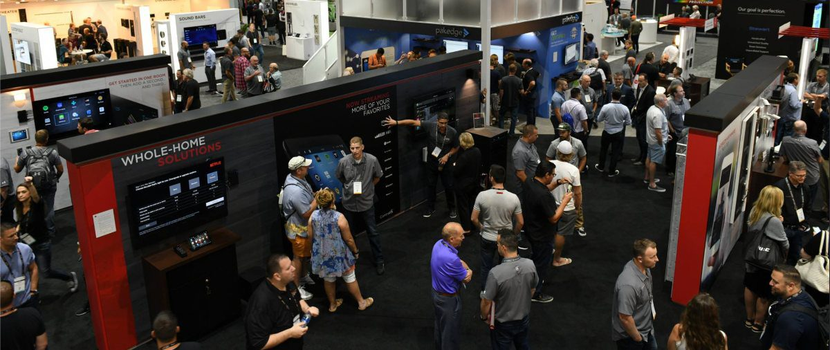 CEDIA Expo 2021 Welcomes New and Returning Exhibitors