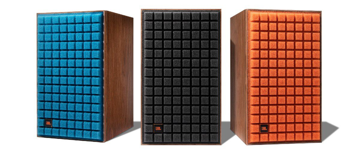 JBL Rocks Classic Style with New L52 Speakers & L75ms Music System
