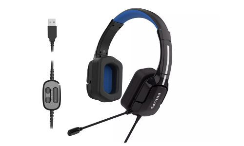 Dirac and Philips Collaborate to Create 3D, 7.1 Budget Gaming Headset