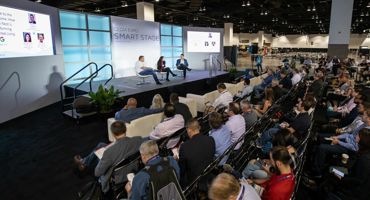 Smart Stage Sessions Return for CEDIA Expo 2021 in Indy