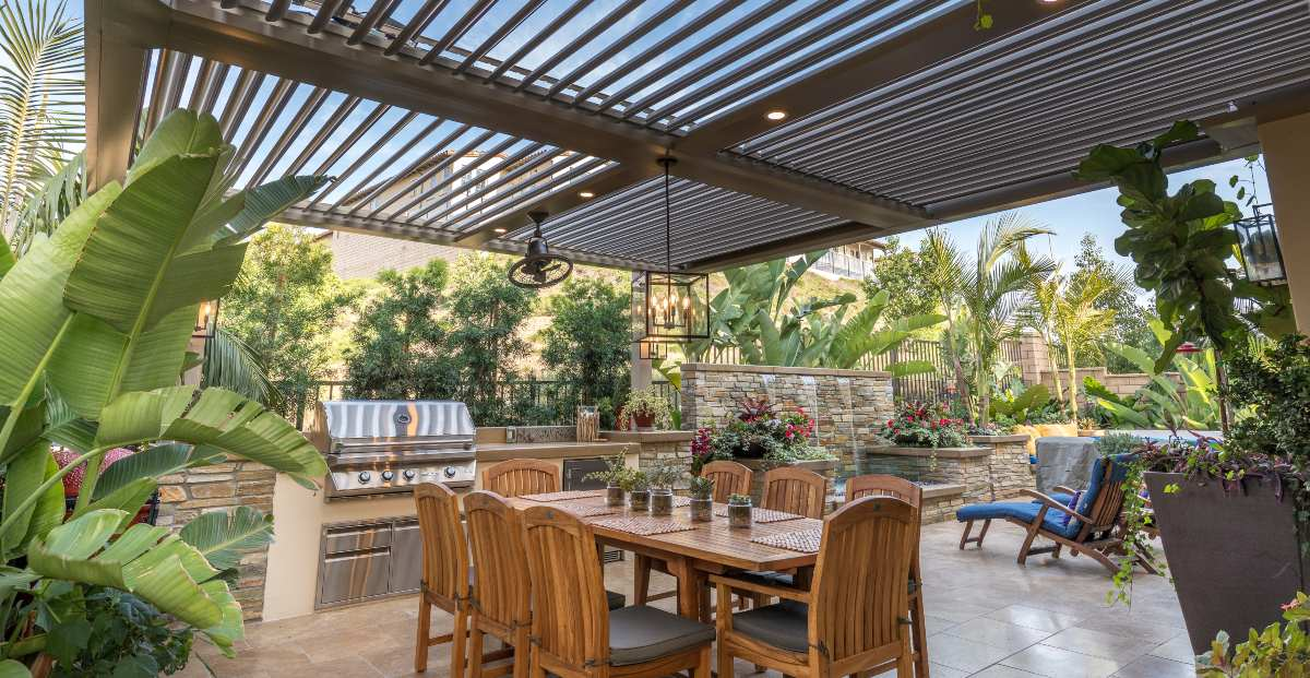 Outdoor Market Spurred by Record Rate of New Homes with Patios