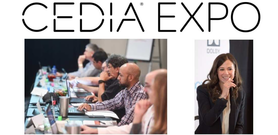 CEDIA Expo to Stream Keynote; 50 Educational Classes Offered On-Demand