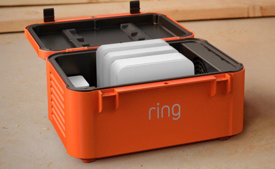 Ring Jobsite Security Amazon The Home Depot eero