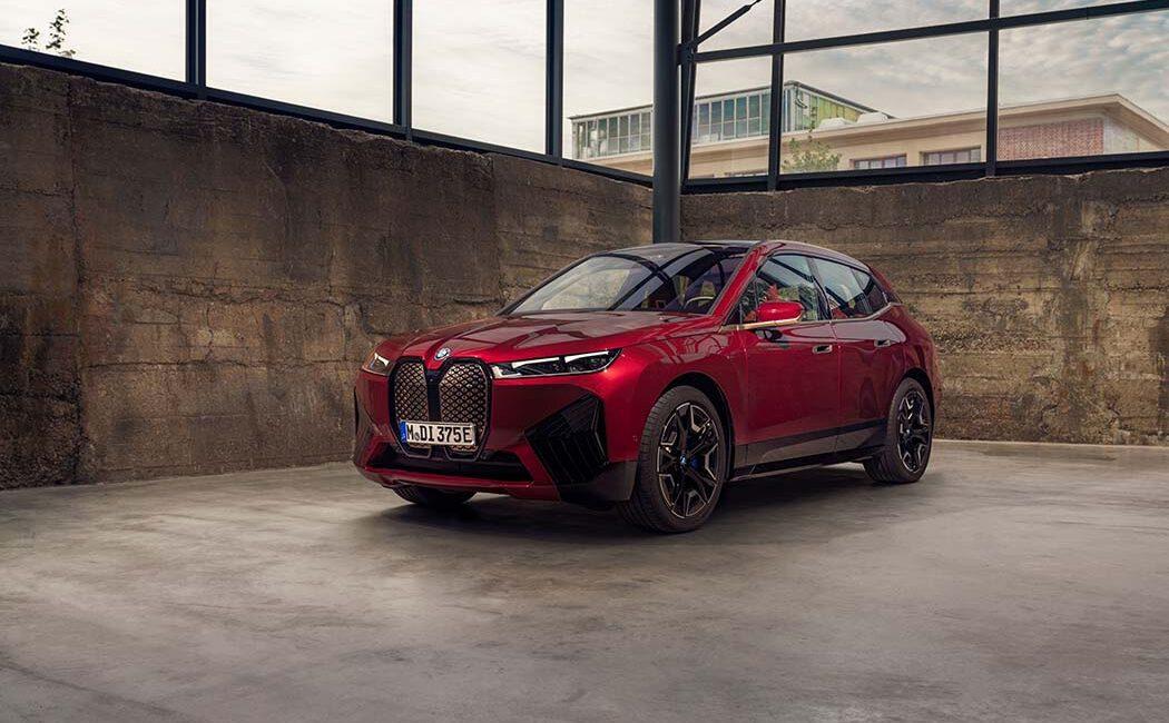 BMW iX to Feature Bowers & Wilkins Surround Sound