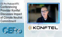 CE Pro Podcast Konftel
